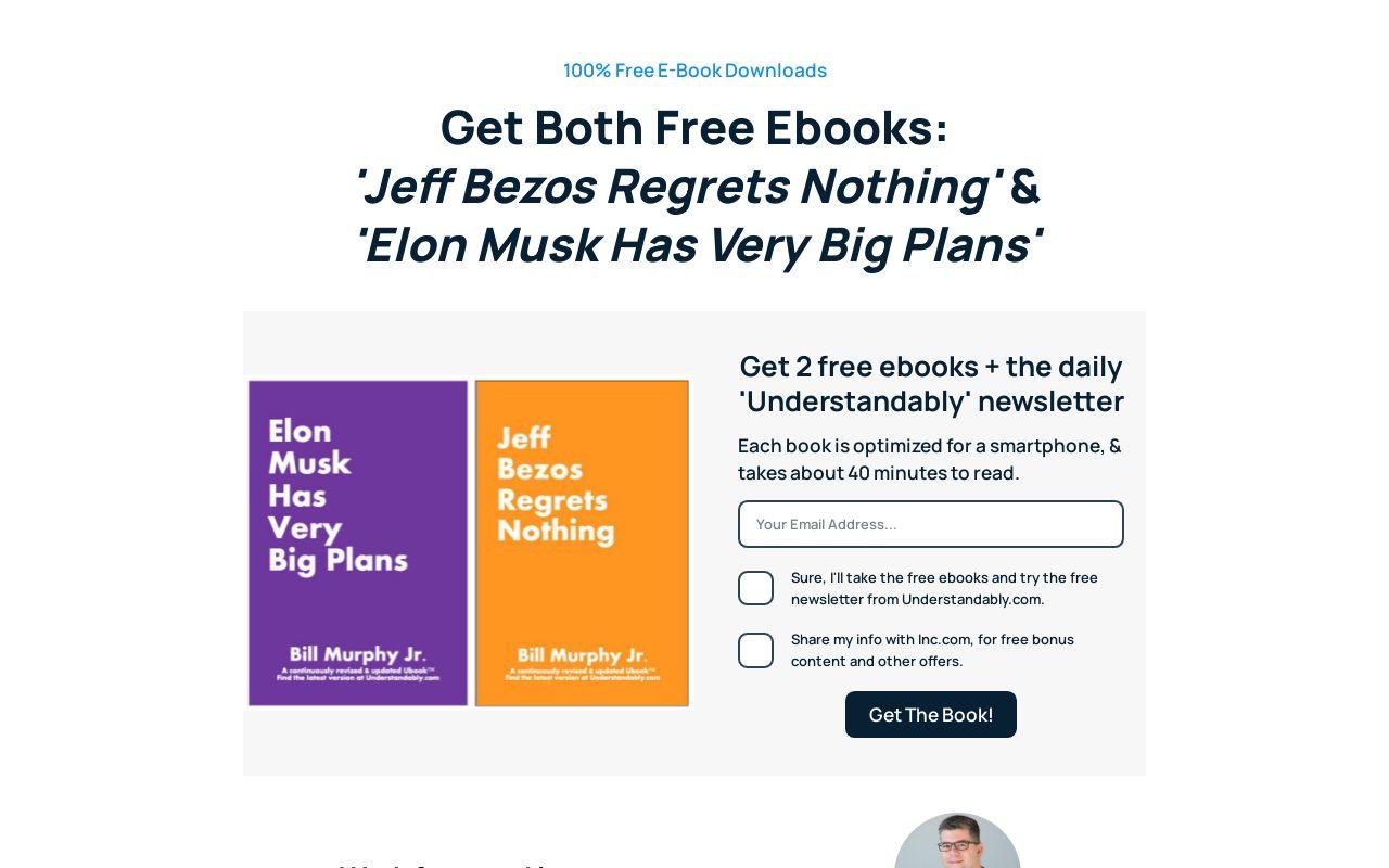 Elon Musk and Jeff Bezos ...